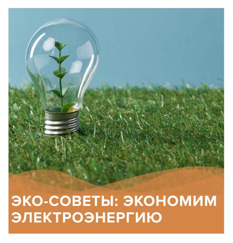 Эко-советы: Экономим электроэнергию | КП Варежки 3