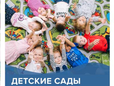 Детские сады в